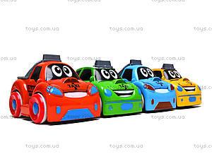 Металлическая машинка «Такси», 0783-54, фото