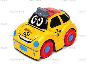 Металлическая машинка «Такси», 0783-54, отзывы