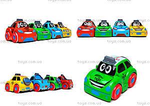 Металлическая машинка «Такси», 0783-54