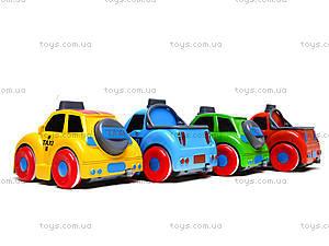 Металлическая машинка «Такси», 0783-54, детские игрушки