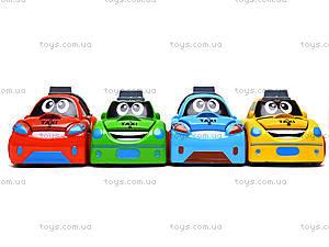 Металлическая машинка «Такси», 0783-54, магазин игрушек