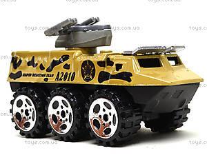 Машина металлическая «Военная техника», JP7109A, фото