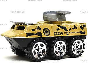 Машина металлическая «Военная техника», JP7109A, отзывы