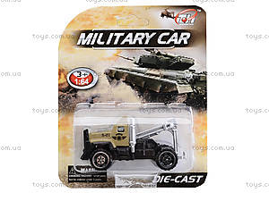 Металлическая модель машины «Армия», TH613, фото