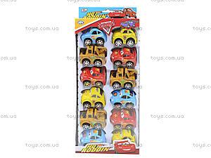 «Тачки» в коробке, 198-12D, цена