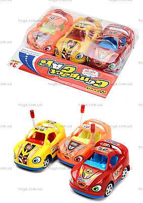 Набор игрушечных машинок «Гонки», 9042