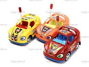 Набор игрушечных машинок «Гонки», 9042, детские игрушки
