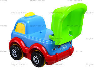 Набор машинок «Маленький строитель», 7769-5, цена