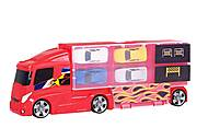 Набор машинок «Classic: Транспортер-кейс для машинок», 1416803, отзывы