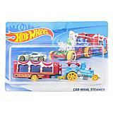 """Набор машинок """"Hot Wheel. TRUCK"""" (зеленый), T-E757-1, купить"""