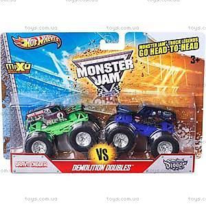 Набор машинок Hot Wheels серии «Monster Jam», X9017, купить