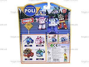 Набор игрушечных машинок «Робокар Поли», P1, купить