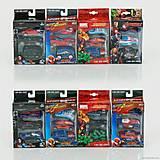 Набор машинок «Супергерои», 5136-33136-3, отзывы