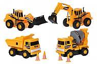 Набор машинок Truck Series «Строительная техника» (R1805Ut), R1805Ut, отзывы