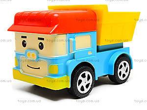 Набор машинок «Поли Робокар», 009-18, детские игрушки