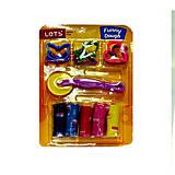 Набор массы для лепки 5 цветов, L8363, отзывы