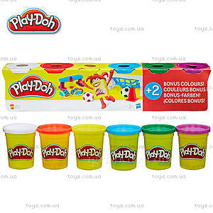 Набор массы для лепки Play-Doh «Бонус», B6755
