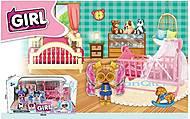 """Набор мебели Girl """"Детская комната"""" , LK1041D, отзывы"""