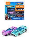 Машинки Hot Wheel Avengers, 8619, фото