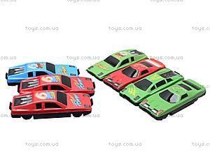 Набор металлических автомобилей, MKC452157, игрушки