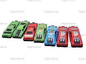 Набор металлических автомобилей, MKC452157, toys.com.ua
