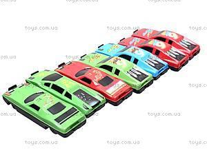 Набор металлических автомобилей, MKC452157, іграшки