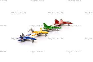 Набор металлических самолетов, 4 штуки, 1501-4, купить
