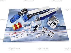 Набор металлических моделек «Полицейская техника», 6230, магазин игрушек
