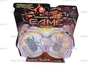 Набор микро-роботов «Жуки», 528A, игрушки