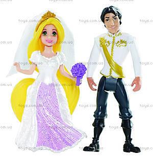Набор мини-кукол Дисней «Сказочная свадьба», BDJ67, купить