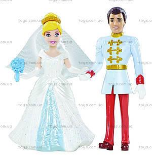 Набор мини-кукол Дисней «Сказочная свадьба», BDJ67, цена
