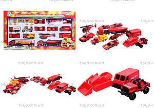 Набор моделек «Транспорт», H36115(00626)