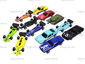 Набор разных моделек машин в корбке, Н36045(92753-15PS), игрушки