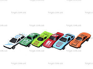 Набор металлических моделек «Транспорт», H36065(92753-20WS), игрушки