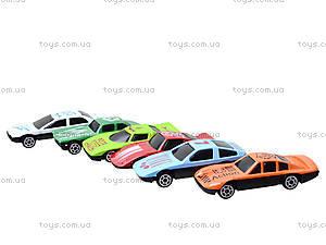Набор металлических моделек «Транспорт», H36065(92753-20WS), детские игрушки