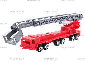 Набор моделек «Пожарная техника», 6232, цена