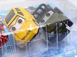 Набор металлических моделек, 882A-2, фото