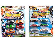 Набор моделек разных машин, 2014-7