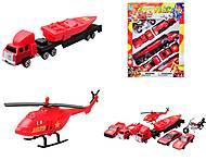 Детский набор моделек Sity Team, H36220(295927)