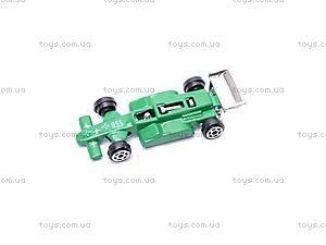 Набор моделек-спорткаров, 92753-36S, купить