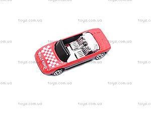 Набор моделек-спорткаров, 92753-36S, отзывы