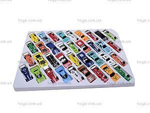 Набор моделек-спорткаров, 92753-36S, цена