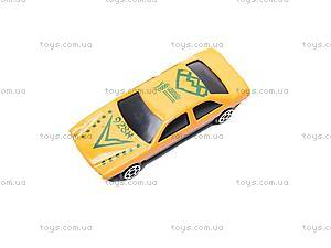 Набор моделек-спорткаров, 92753-36S, детские игрушки