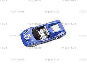 Набор моделек-спорткаров, 92753-36S, toys.com.ua