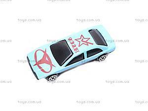 Набор моделек-спорткаров, 92753-36S, toys