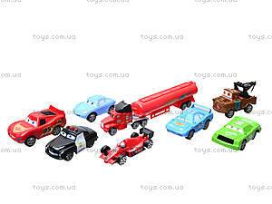 Набор моделек «Тачки», 7 штук, 88033, детские игрушки