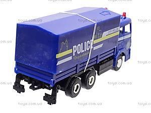 Набор моделей спецтехники, JL80172-5, детские игрушки