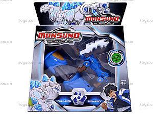 Набор Monsuno «Монстр с капсулой», ZS818, фото