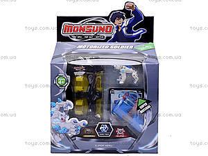 Набор Monsuno с держателем для запасок, ZS820B, отзывы