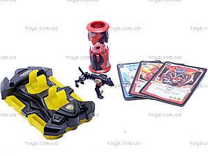 Набор Monsuno с держателем для запасок, ZS820B, игрушки